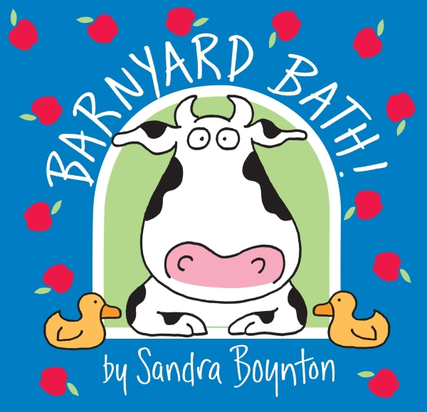 cover of barnyard bath as reviewed on babybluereviews.com